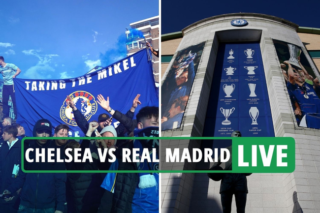 Chelsea vs Real Madrid LIVE: Stream FREE, score, TV channel, teams as Hazard STARTS – Champions League latest updates