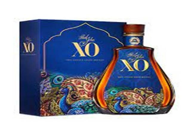 Indian grape brandy Paul John XO awarded in the UK