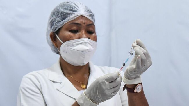 Biden Administration Supports Waiving Patent Protections For Covid Vaccines