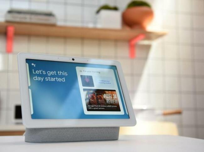Google's Nest Hub Nanny