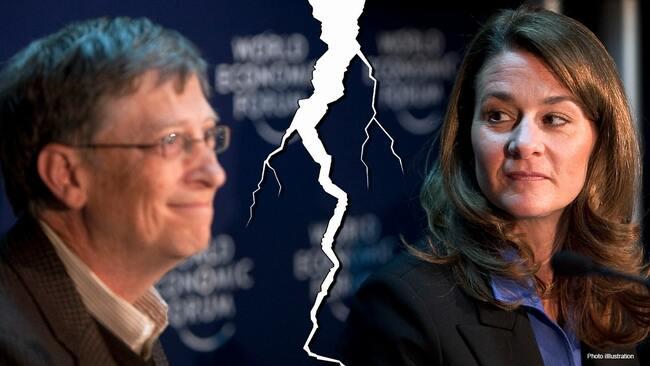 Bill Gates transferred Melinda $1.8B in stock via his investment firm