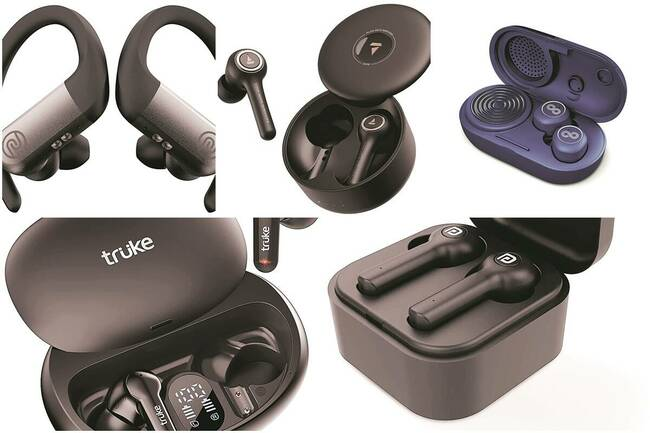 True Wireless Stereo Earbuds: Stay plugged-in with these buds