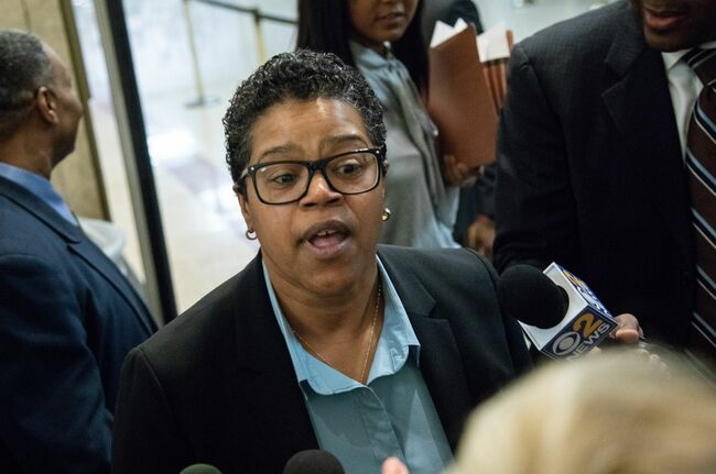 Sydney Roberts, head of Chicago's Civilian Office of Police Accountability, announces resignation