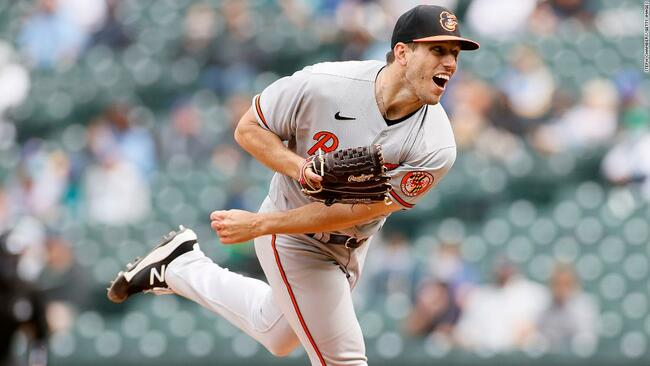 Orioles pitcher could have had a perfect game, but for one weird baseball rule