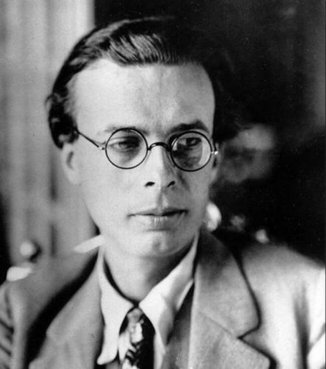 Aldous Huxley Foresaw Our Despots - Fauci, Gates, & The Vaccine Crusaders