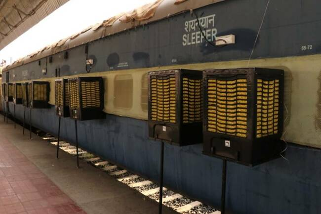 Indian Railways readies 70,000 isolation beds in more than 4,400 Covid Care coaches