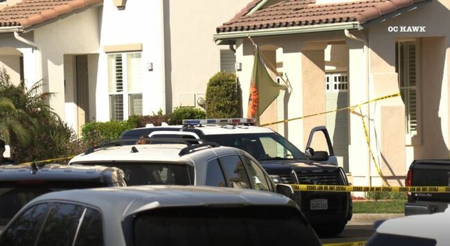 Man arrested in wife's slaying in Irvine, months after domestic abuse conviction